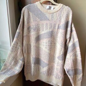 Vintage 90s Bloomingdales Oversized Sweater